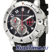Harry Winston Project Z2 Sport Ocean / 410/MCA44WZC.K