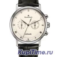 Blancpain Blancpain Gillette 2-Register Chronograph /4082-1542-55&