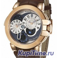 Harry Winston Ocean Dual Time / 400/MMAC44ZC.K
