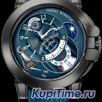 Harry Winston Ocean Collection Project Z6/OCEMAL44ZZ005/
