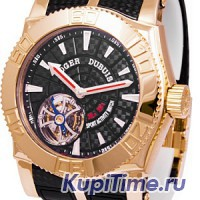 Roger Dubuis Sports Activity Watch Toyrbillon/SE48025k9.53