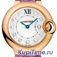 Cartier Ballon Bleu Small Quartz/WE902050