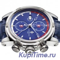 Louis Moinet Limited Edition Geograph Australian Edition