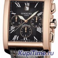 RAYMOND WEIL DON GIOVANNI COSI GRANDE 18k ROSE GOLD