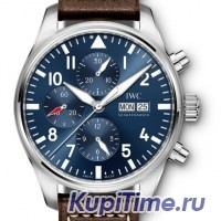 IWC PILOT WATCH CHRONOGRAPH EDITION LE PETIT PRINCE