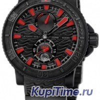 ULYSSE NARDIN Black Sea / Blue Sea