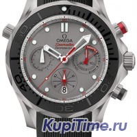 OMEGA DIVER 300M CO-AXIAL CHRONOGRAPH 44 MM