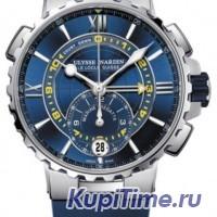 ULYSSE NARDIN Marine Chronograph Manufacture Regatta