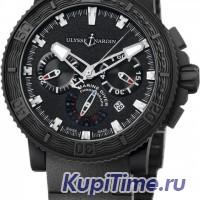 ULYSSE NARDIN Black Sea Chronograph
