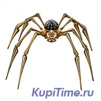 MB&F L'ÉPÉE Arachnophobia gold 76.6000/001