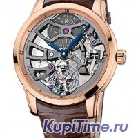 UN Skeleton Tourbillon 1702-129