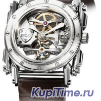 Manufacture Royale Androgyne Stainless Steel