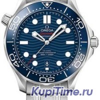 OMEGA SEAMASTER DIVER 300M CO‑AXIAL MASTER CHRONOMETER 210.30.42.20.03.001