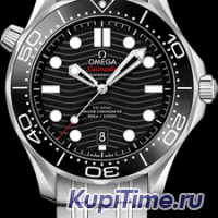OMEGA SEAMASTER DIVER 300M CO‑AXIAL MASTER CHRONOMETER 42 MM 210.30.42.20.01.001