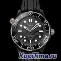 OMEGA SEAMASTER DIVER 300M CO‑AXIAL MASTER CHRONOMETER 42,5MM 210.92.44.20.01.001