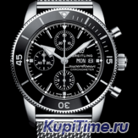 BREITLING SUPEROCEAN HERITAGE CHRONOGRAPH 44MM A13313121B1A1