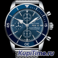BREITLING SUPEROCEAN HERITAGE CHRONOGRAPH 44ММ A13313161C1A1
