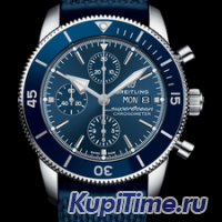 BREITLING SUPEROCEAN HERITAGE CHRONOGRAPH 44ММ A13313161C1S1