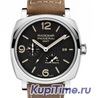 PANERAI RADIOMIR 1940 3 DAYS GMT AUTOMATIC ACCIAIO 45MM PAM00658