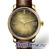H. Moser & Cie Collection Moser Perpetual 1 Golden Edition