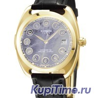 Hermes Dressage Yellow Gold Mother of Pearl