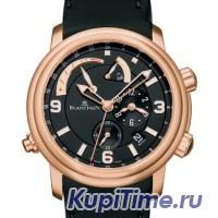 Blancpain Leman Reveil GMT