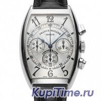 Franck Muller Chronograph White Gold