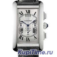 Cartier Tank American Automatic Chrono XL